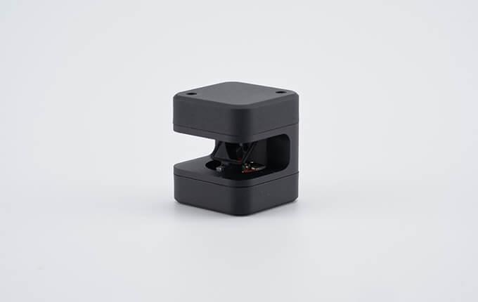 Glamos motion sensor