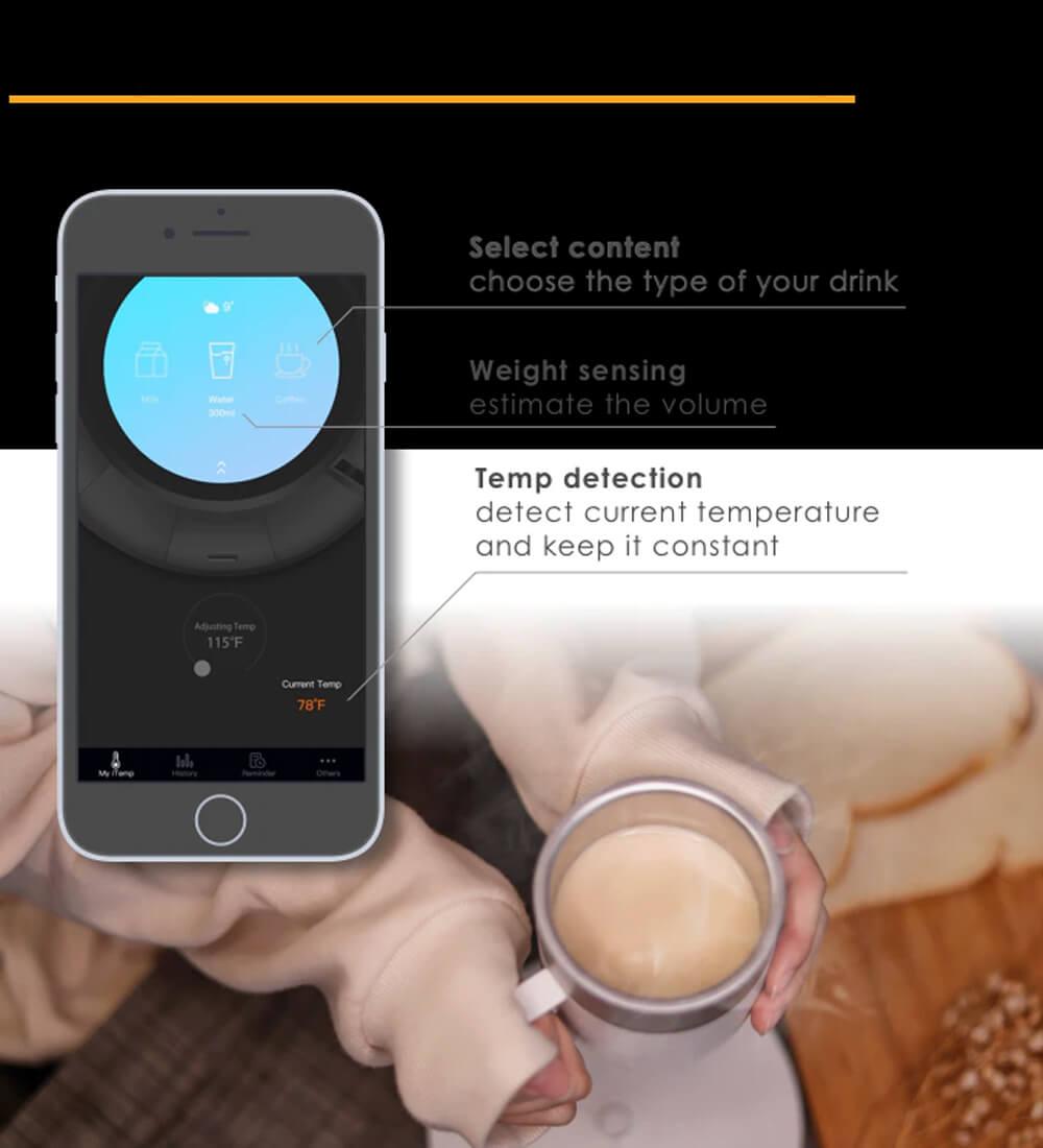 iTemp Mobile App